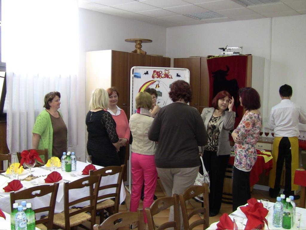 Predstavitev sodelovanja v mednarodnem projektu Comenius