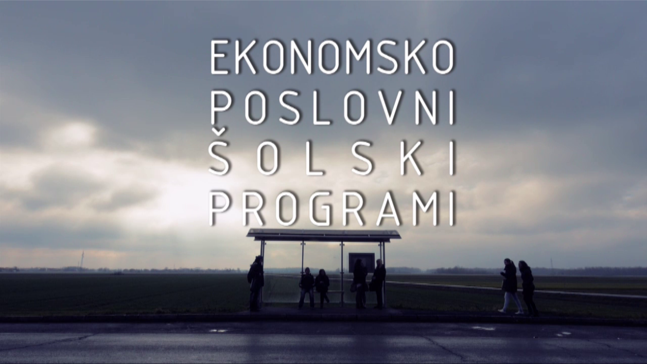Ekonomsko poslovni šolski programi – video